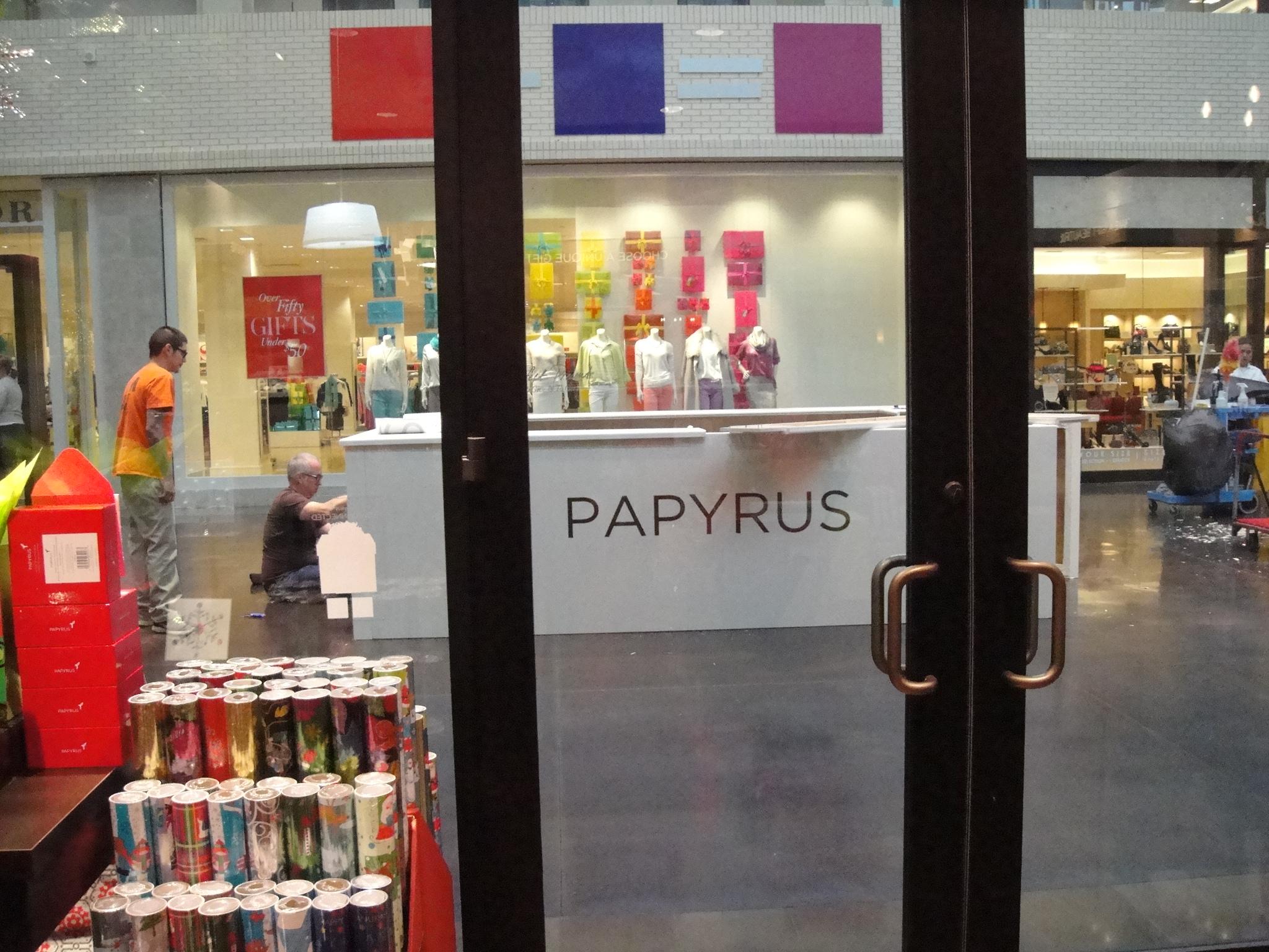 papyrus northpark | sierralei